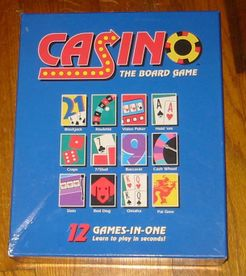Casino The Boardgame