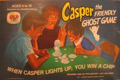 Casper the Friendly Ghost Game