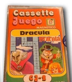 Cassette Juego: Dracula