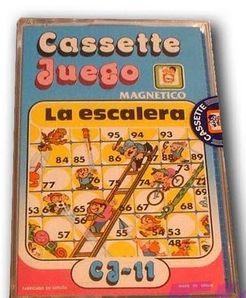 Cassette Juego: La Escalera