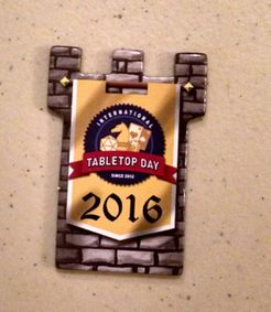 Castle Panic: Tower Promo 2016 Tabletop Day