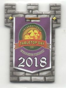 Castle Panic: Tower Promo 2018 Tabletop Day