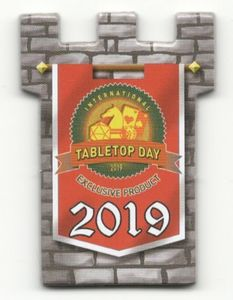 Castle Panic: Tower Promo 2019 Tabletop Day