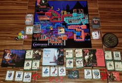 Castlevania: Nocturne of the Tabletop