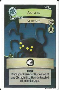 Catacombs Conquest: Angga promo card