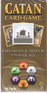Catan Card Game: Barbarians & Traders Upgrade Kit