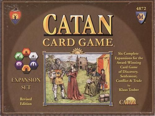 Catan Card Game: Expansion Set
