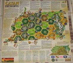Catan: Delmarva
