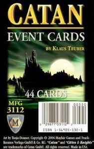 Catan: Event Cards