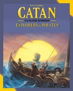 Catan: Explorers & Pirates – 5-6 Player Extension