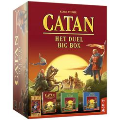 Catan: Het Duel Big Box