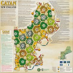 Catan: New England