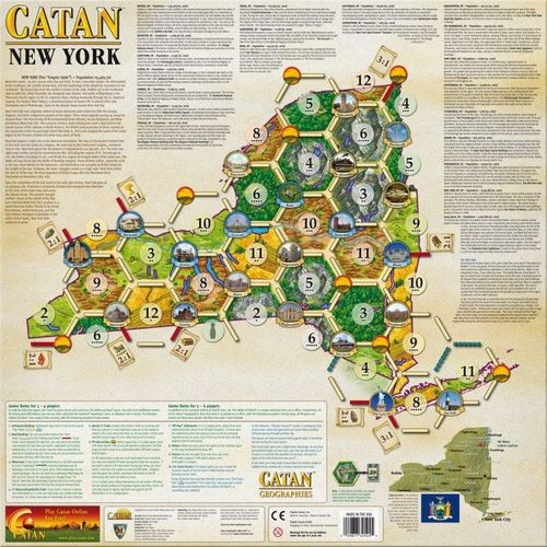 Catan: New York