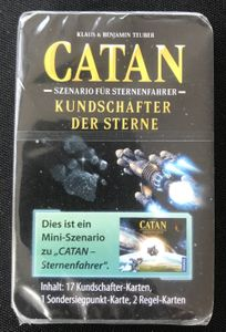 Catan: Starfarers – Asteroid Fields
