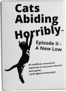 Cats Abiding Horribly: Episode II – A New Low