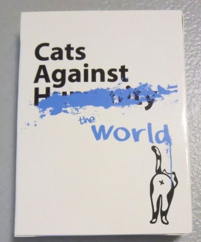 Cats Against the World (Unofficial expansion for Cards Against Humanity)