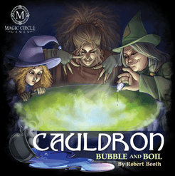 Cauldron: Bubble and Boil