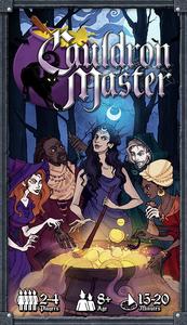 Cauldron Master