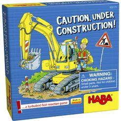 Caution, Under Construction!