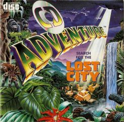 CD Adventure: Search for the Lost City