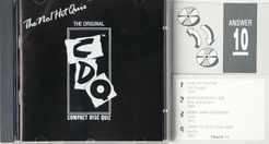 CDQ: Compact Disc Quiz