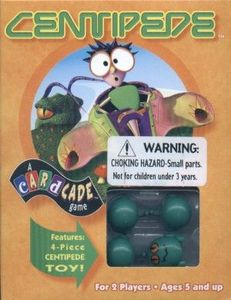 Centipede: A Cardcade Game