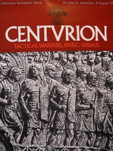 Centurion: Tactical Warfare, 100B.C.-600A.D.