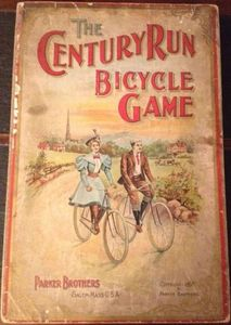 Century Run Bicycle Game