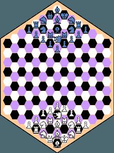 C'escacs hexagonal chess