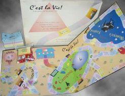 C'est la Vie! The Game of Lesbian Life