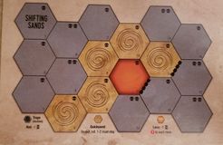 Chain Mail: Shifting Sands Map