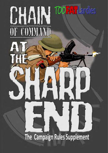 Chain of Command: At the Sharp End