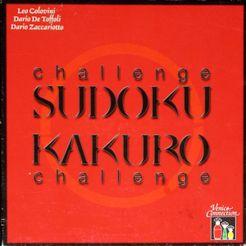 Challenge Sudoku / Kakuro Challenge