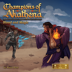 Champions of Akathena: Blood and Magic