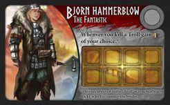 Champions of Midgard: Bjorn Hammerblow the Fantastic promo