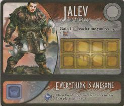 Champions of Midgard: Jalev the Adaptable Promo