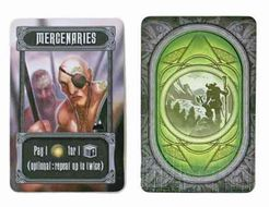 Champions of Midgard: Mercenaries Land Journey Promo Card