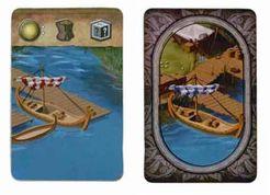 Champions of Midgard: Merchant Ship Promo Cards