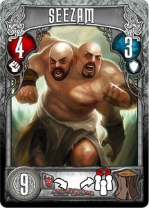 Champions of Midgard: SeeZam Promo Card