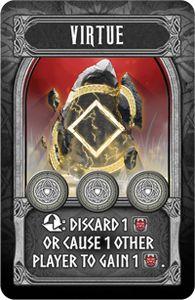 Champions of Midgard: Virtue Promo Card