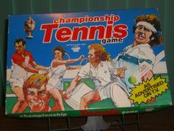 Championship Tennis Game