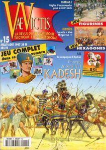 Champs de Bataille II: La bataille de Kadesh