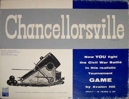 Chancellorsville (first edition)