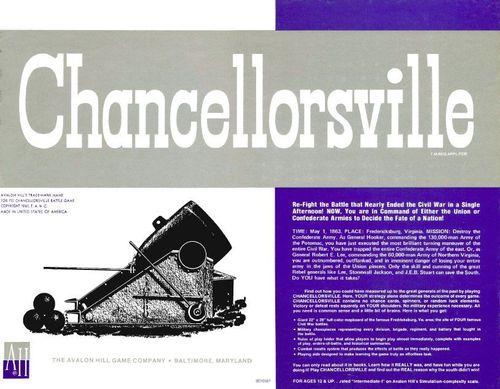 Chancellorsville (second edition)
