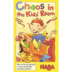 Chaos in the Kids' Room