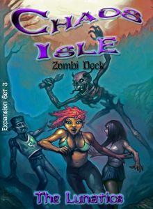 Chaos Isle: The Lunatics Expansion Set 3