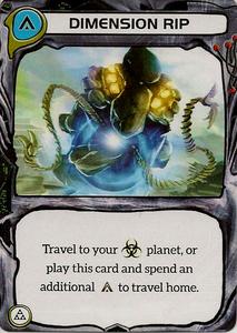 Chaosmos: Dimension Rip Promo Card