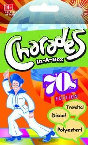 Charades In-A-Box: 70s