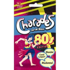 Charades In-A-Box: 80s