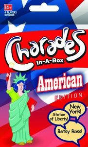 Charades In-A-Box: American